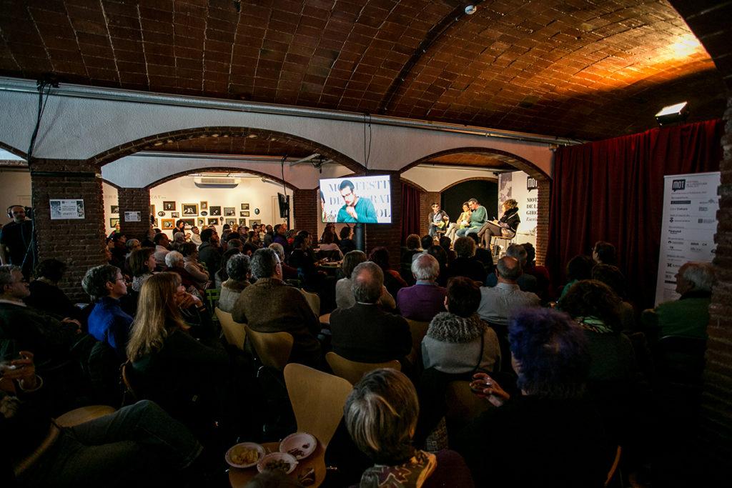 La Carbonera, plena un dia més, amb motiu del Festival MOT. Foto: Martí Albesa (Festival MOT)