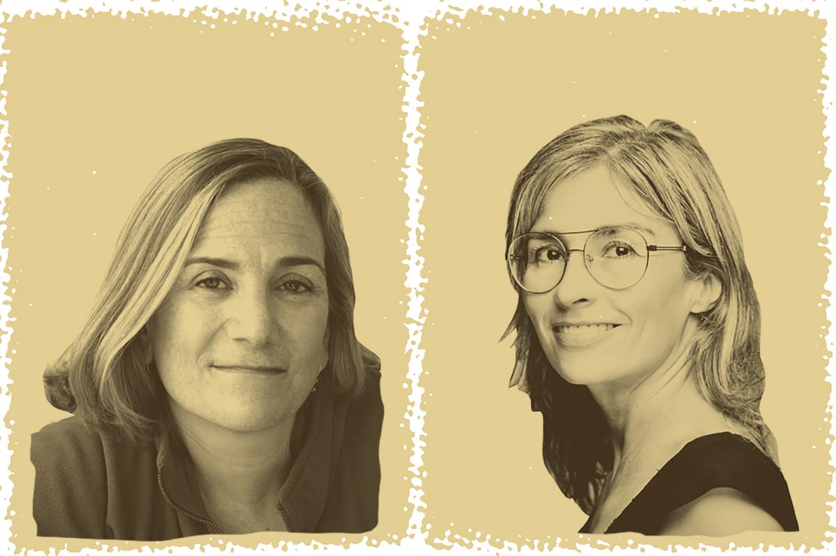 Tracy Chevalier i Eva Piquer MOT 2021