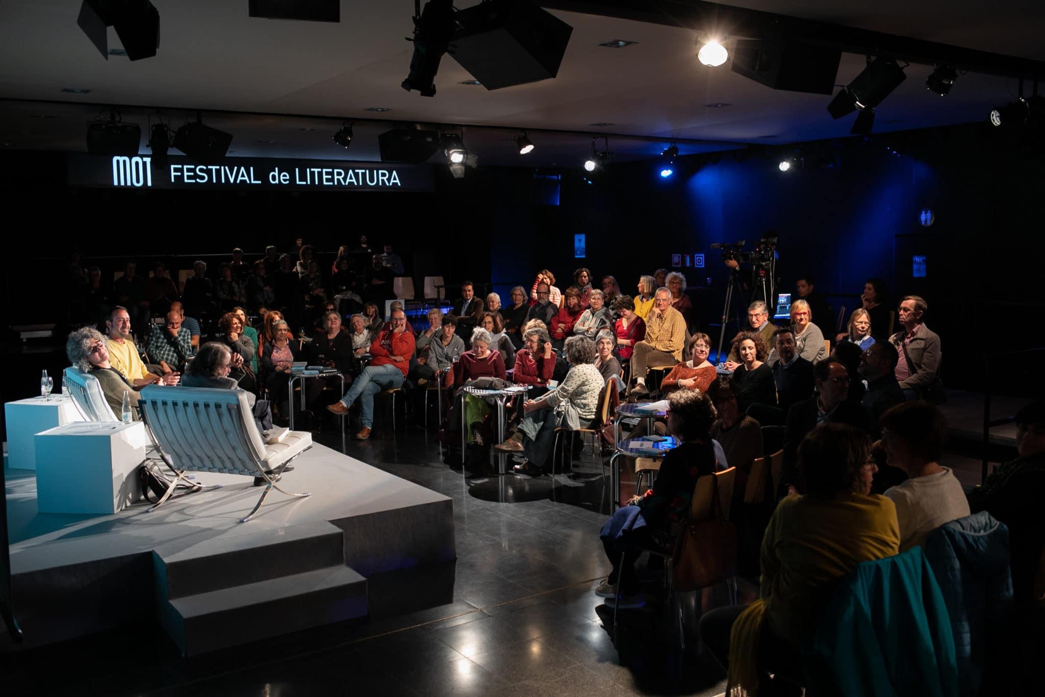 Festival MOT 2019. Foto: Martí Albesa.